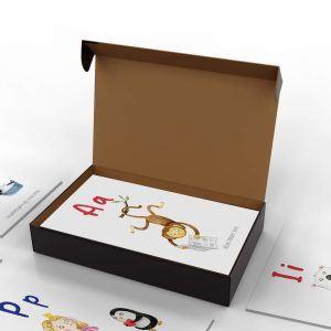 ABC-kort