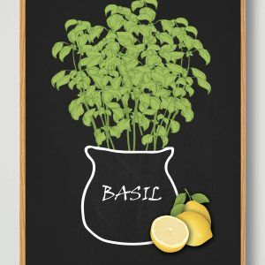 Basil - plakat