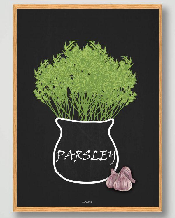 Parsley - plakat