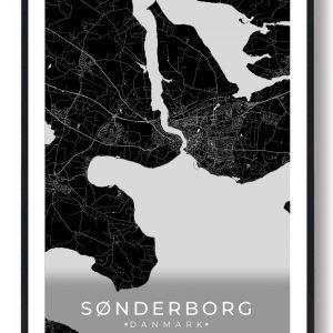 Sønderborg - sort