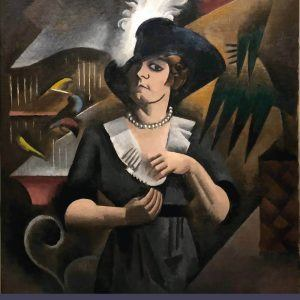 Alice au grand chapeau - Roger de La Fresnaye