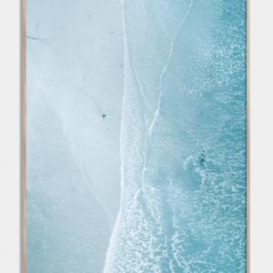 Arctic surf - Airpixels plakat