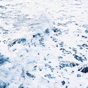Blue ocean plakat