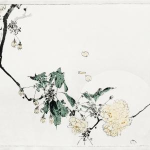 Cherry blossom - Japansk kunstplakat