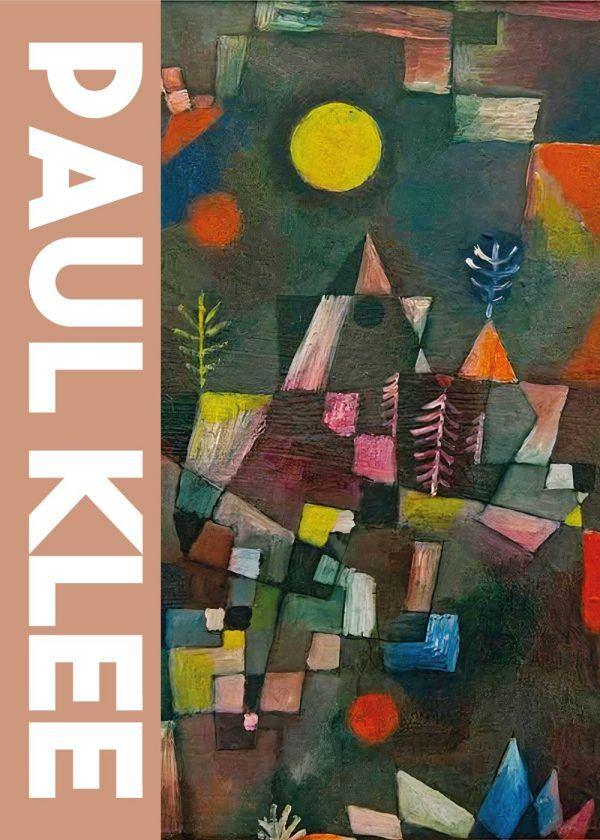 Full moon - Paul Klee Kunstplakat