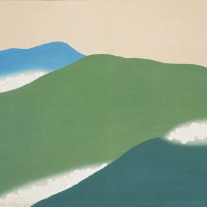 Landscape - Japansk kunstplakat