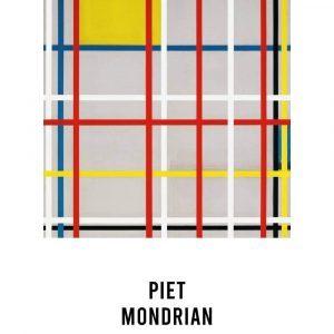 New York 3 - Piet Mondrian