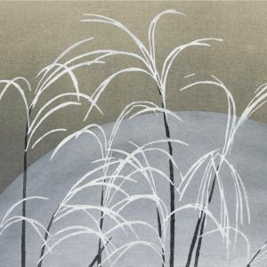 Reeds - Japansk kunstplakat