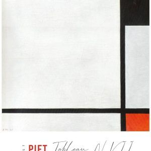 Tablean N Vll - Piet Mondrian