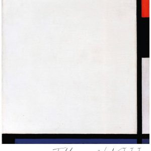Tablean N VllI - Piet Mondrian