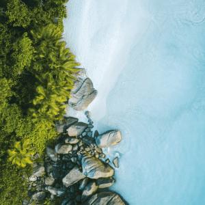 Trope strand - Airpixels plakat