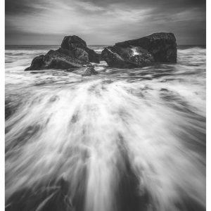 Vigsø strand - Brian Lichtenstein plakat