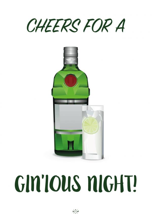 A gin'ious night