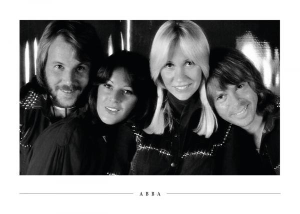 ABBA - Plakat