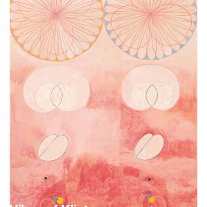 Ålderdomen - Hilma af Klint kunstplakat