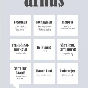 Århus plakat