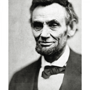 Abraham Lincoln - Plakat