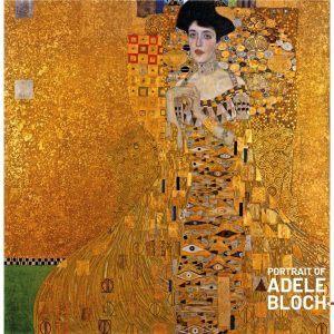 Adele Bloch Bauer - Gustav Klimt