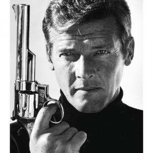 Agent 007 plakat