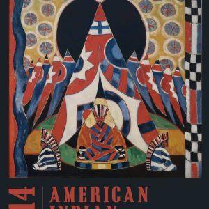 American indian symbol - Marsden Hartley