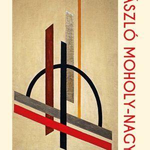 Architettura o costrozione eccentrica - László Moholy-Nagy kunstplakat