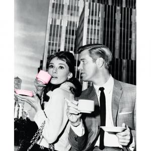 Audrey Hepburn at Tiffany's - Plakat