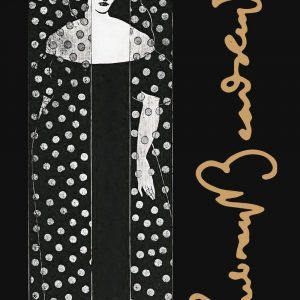 Avenue Theatre poster - Aubrey Beardsley kunstplakat