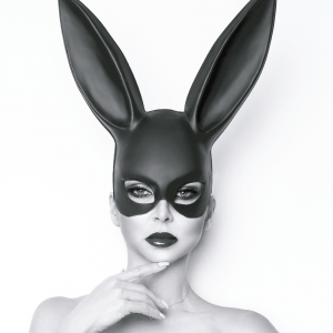 Bunny model plakat
