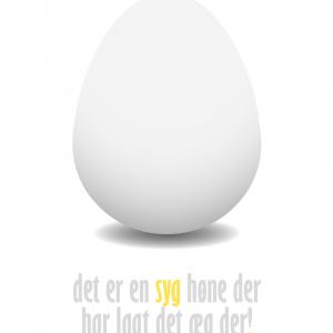 Det æg der