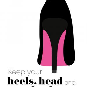 Heels, head and standards