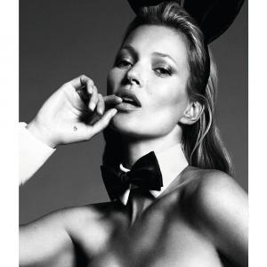 Kate Moss playboy plakat