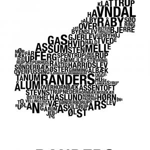 Randers plakat - By plakat