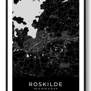 Roskilde - sort