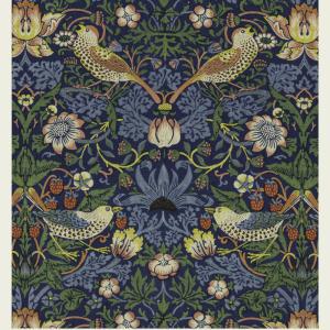 Strawberry Thief - William Morris kunstplakat