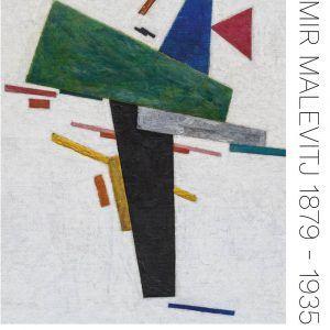 Suprematism composition Vll - Kazimir Malevitj