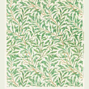 Willow bough - William Morris kunstplakat