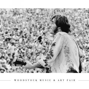 Woodstock Festival - Plakat