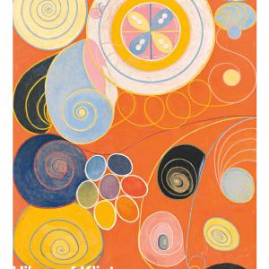 Ynglingaåldern - Hilma af Klint kunstplakat