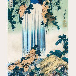 Yoro Waterfall in Mino - Japansk kunstplakat