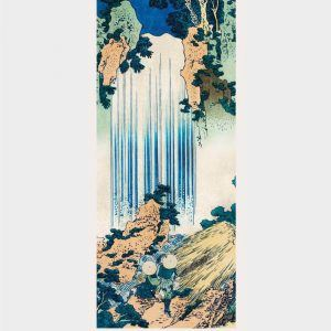 Yoro waterfall - Japansk kunst plakat
