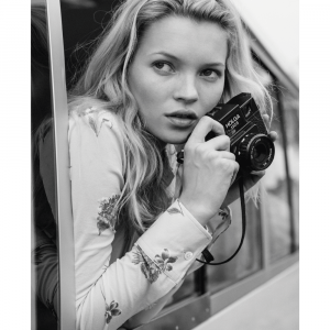 Young Kate Moss - Plakat