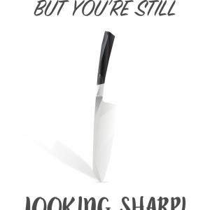 You're still looking sharp