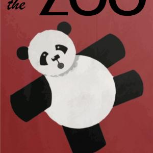 Zoo plakat - Beijing Panda