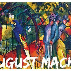 Zoologischer Garten - August Macke