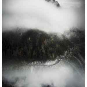 Adventures ahead - Brian Lichtenstein plakat