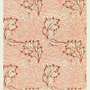 Apple - William Morris kunstplakat