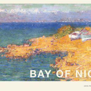 Bay og Nice - John Peter Russell kunstplakat