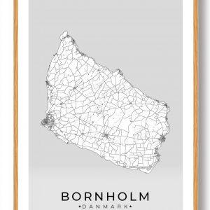 Bornholm plakat