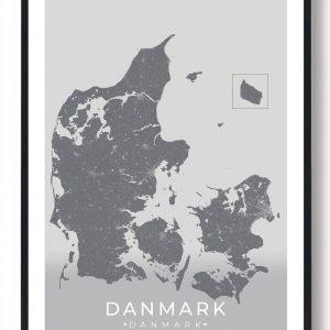 Danmark - grå