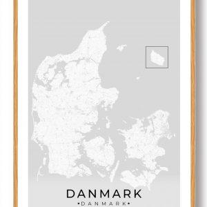 Danmark plakat